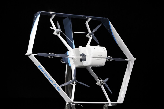 Amazon gets FAA approval for drone delivery trials