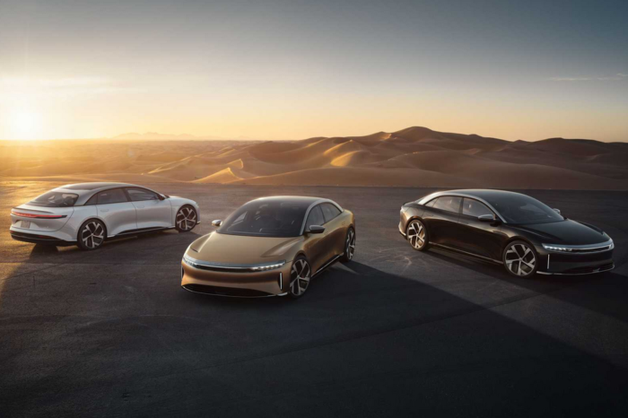 Lucid Air: the dream of a former Model S chief engineer