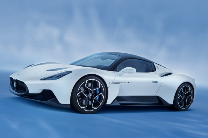 Maserati (also) goes electric