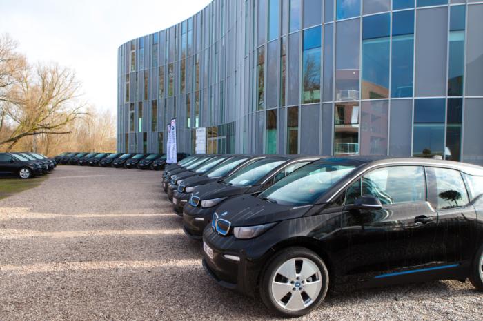'An EV as my company car? No, thanks'