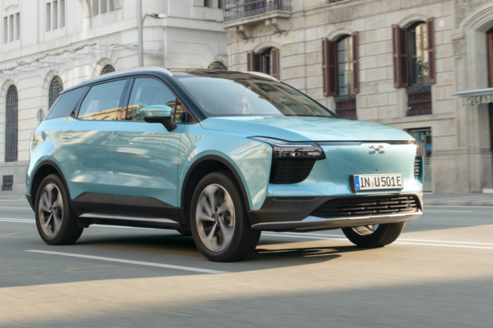 Electric SUV Aiways U5 now available in Europe