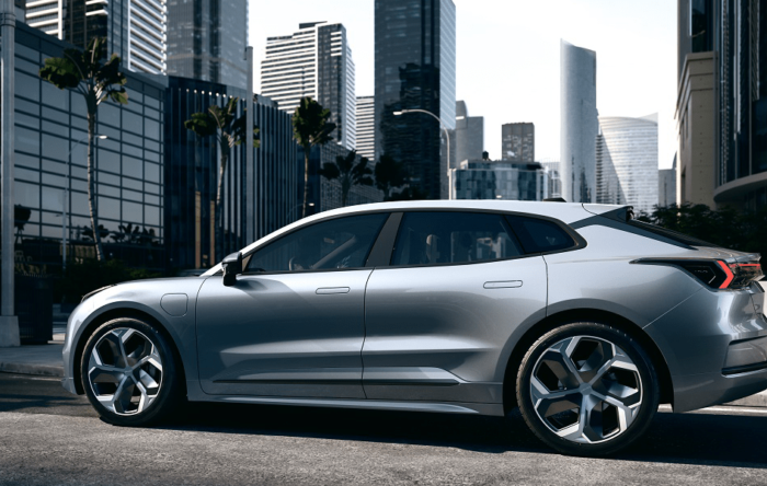 Lynk & Co to present full-electric Zero Concept and platform