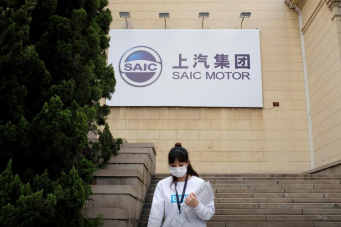 Chinese SAIC Motor plans to have 100 electrified vehicles by 2025