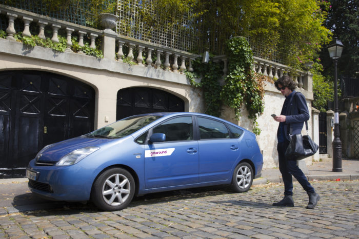 Getaround to open 12 car-sharing stations in Brussels