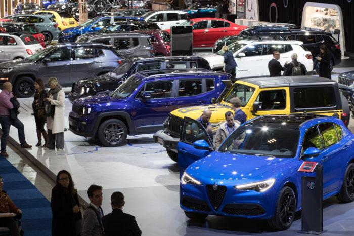 Brussels Motor Show: Febiac has different scenarios