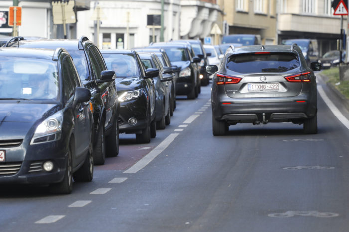 Brussels: congestion charge or urban toll?