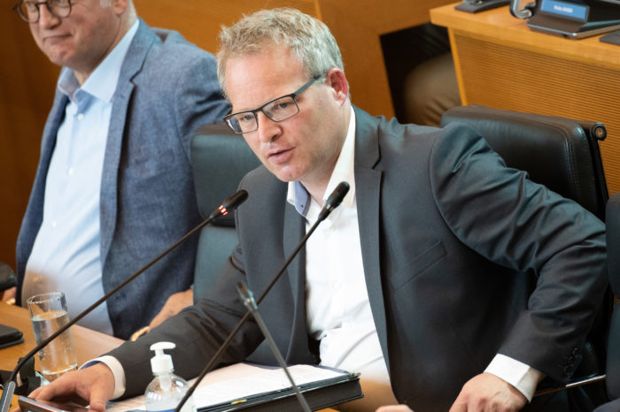 Minister Henry: 'Walloon modal shift objective stays intact'