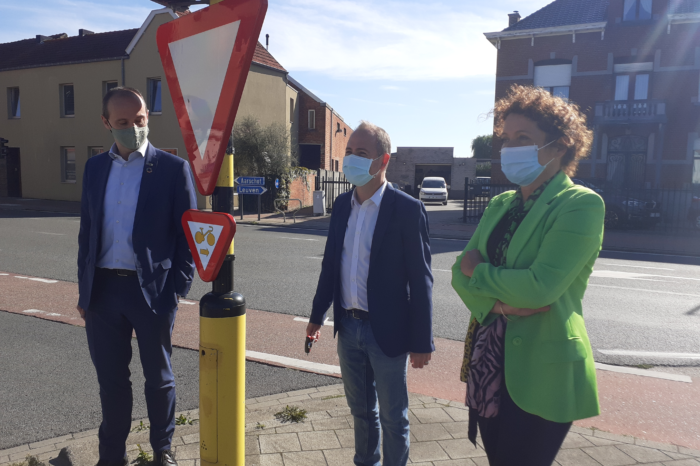 Flanders: cyclists may now turn right at red lights