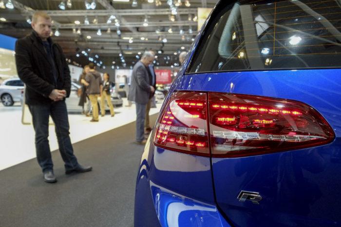 Number of cars in Belgium stagnates