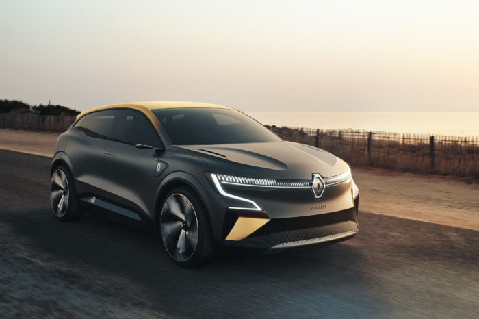 Renault's new electric offensive: Mégane eVision and Dacia Spring