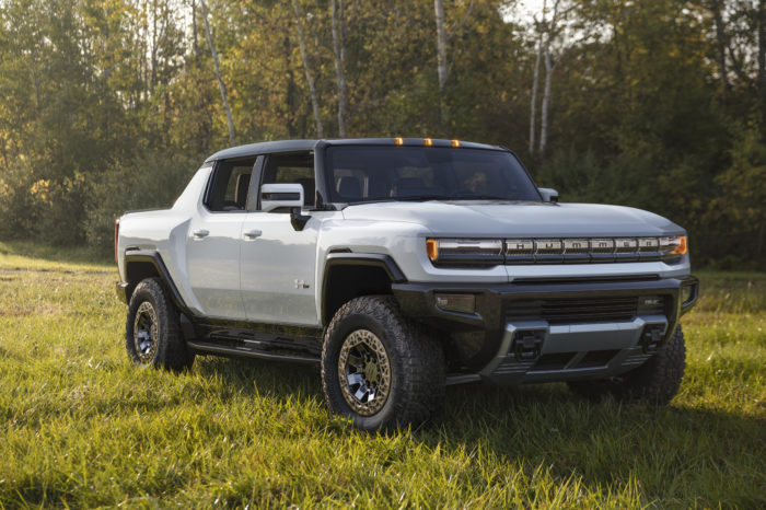 GM presents fully-electric 'revolutionary' Hummer