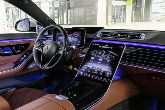 Has the touch screen reached its peak in the car?