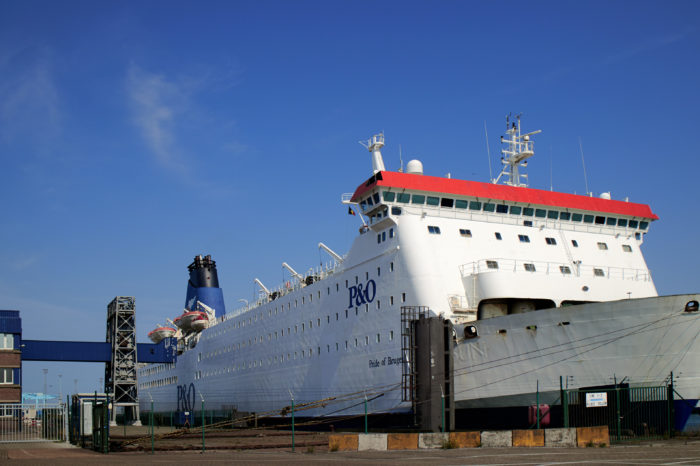 P&O Ferries scraps passenger connection Zeebrugge-Hull