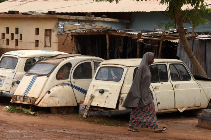UNEP wants to restrain export of polluting cars