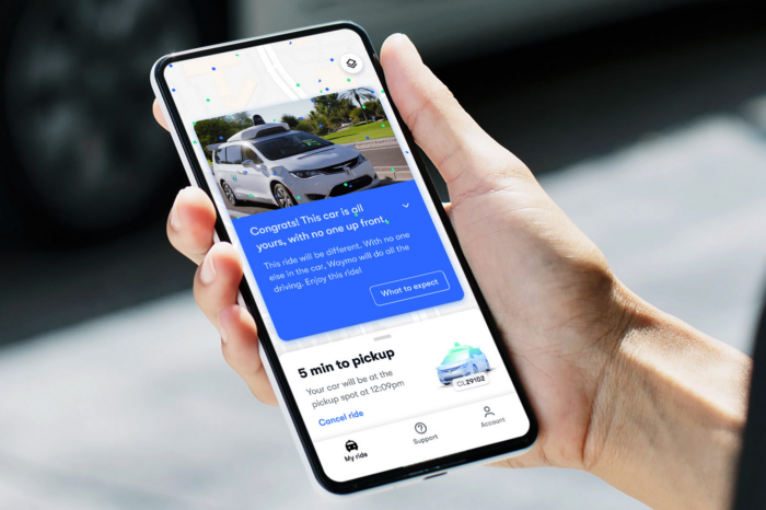 Waymo starts offering driverless rides to general public