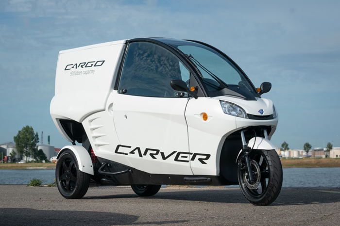 Fully electric Carver Cargo to hit the streets