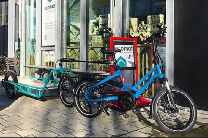 Seven rentable cargo e-bikes to keep trucks out of Antwerp