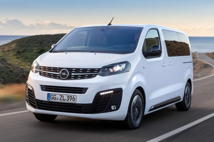 Opel to equip Zafira Life with hydrogen fuel cell