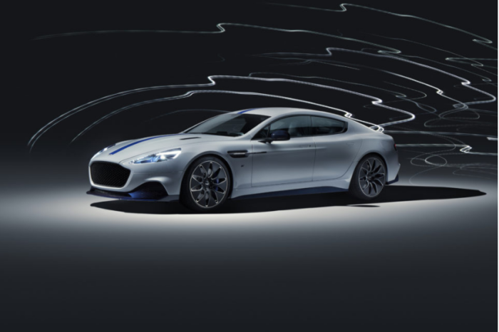 Mercedes to give Aston Martin access to electric technology