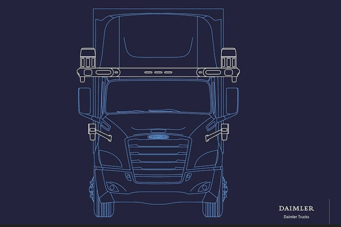 Daimler puts Waymo in its semi-truck's driver(less) seat