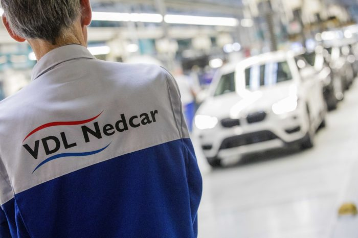 VDL Nedcar: 4 600 jobs at stake by BMW's departure