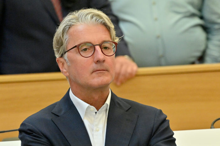 Dieselgate: trial against former Audi CEO Stadler starts