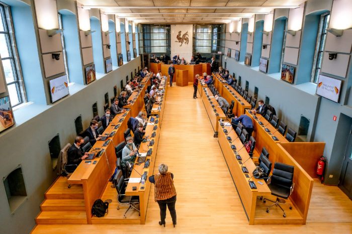 Brussels city toll: Walloon Parliament votes resolution