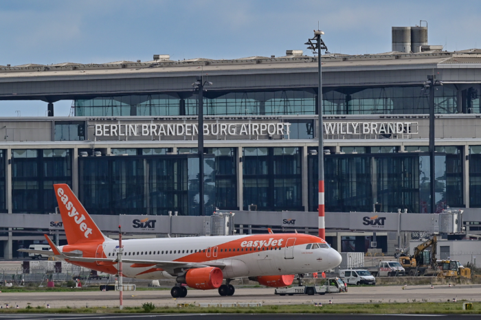 Berlin's new airport BER takes finally off in midst of pandemic