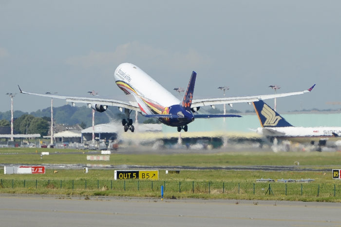 Brussels: millions in compensation for aircraft nuisance