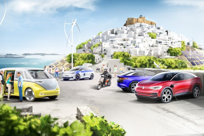 VW and Greece to create model island for sustainable mobility