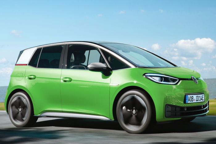 Volkswagen plans small electric car ID.2 (Update)