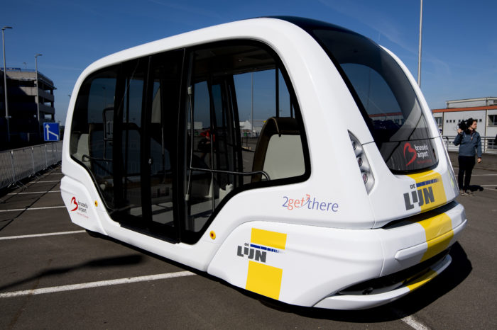 De Lijn pulls plug on autonomous bus project in four cities