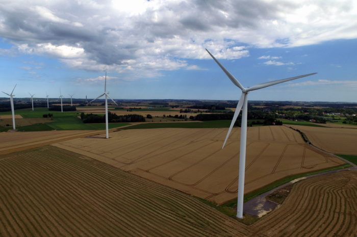 Belgian grid flooded by record share of green energy