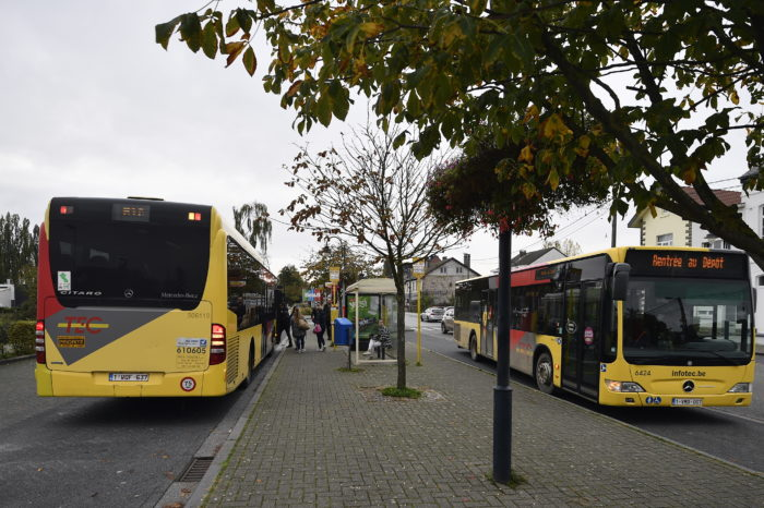 Wallonia: additional private buses for TEC network delayed