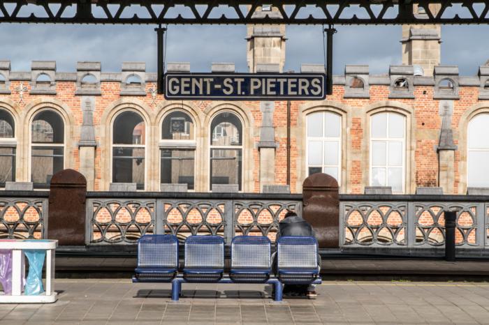 Ghent Sint-Pieters-station already €20 million above budget