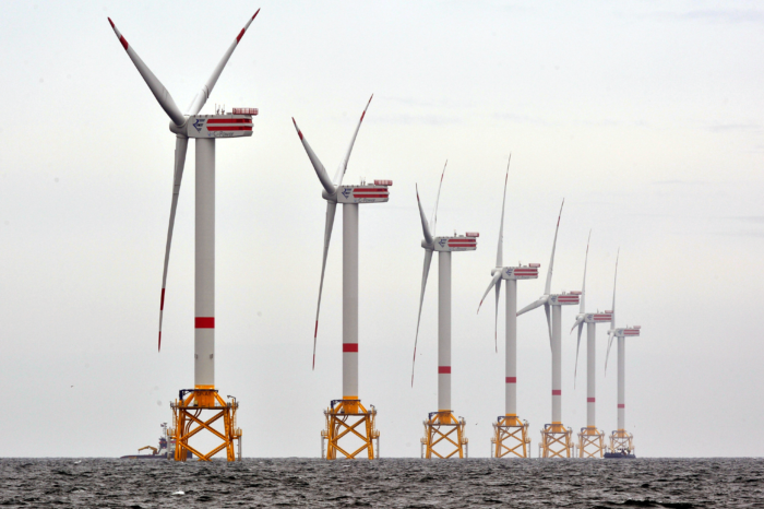 EU wants 25 times as many offshore wind turbines