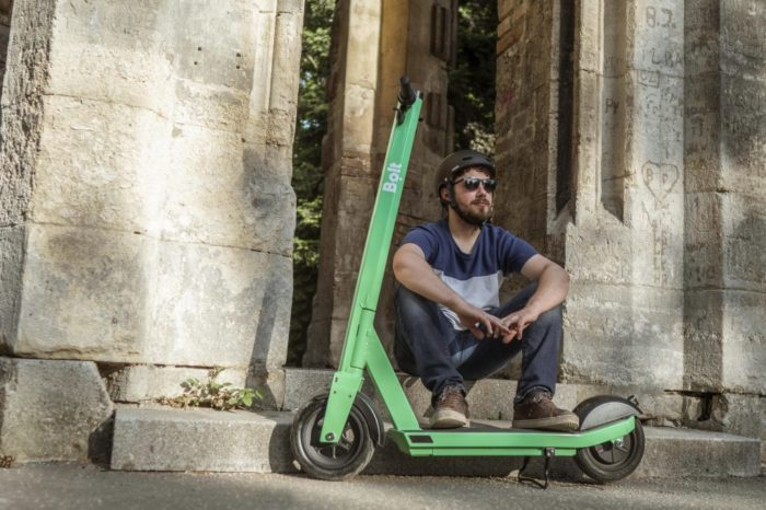 E-scooters: Bolt targets 50 new cities including Brussels