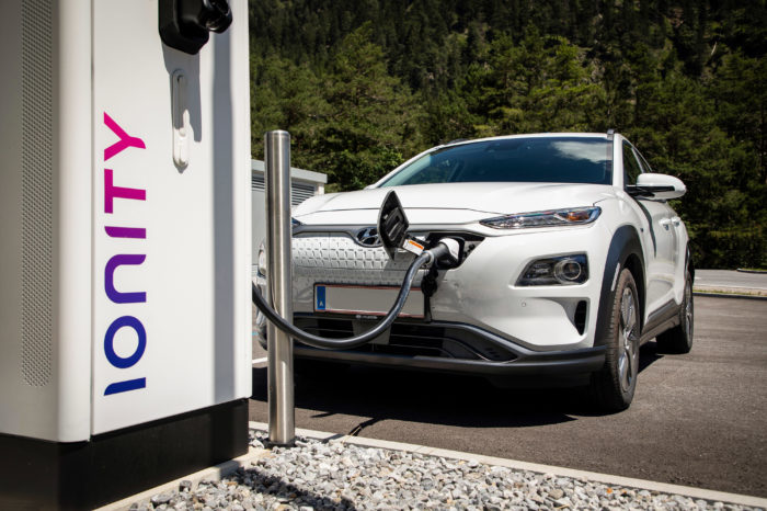 Hyundai and Kia join IONITY high-power charging network