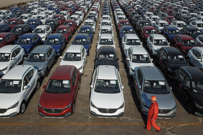 Chinese car sales hit year's record high
