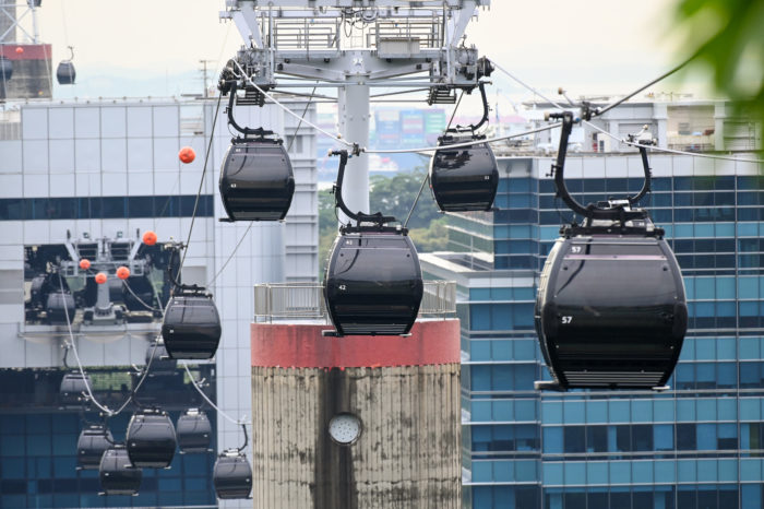 Liège continues with idea of cable cars as public transport