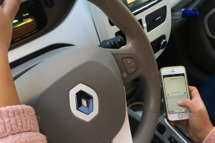 Belgian Vias tests smart camera to catch 'texting' drivers
