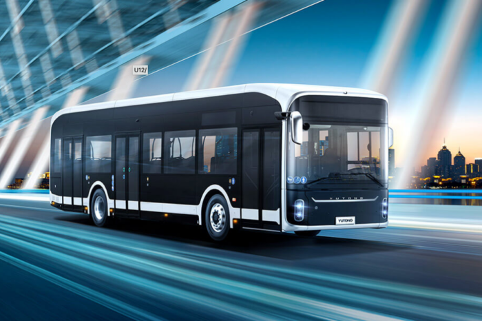 Qatar orders 741 Chinese e-buses for World Cup