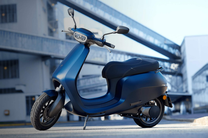 Ola to build Dutch AppScooter in world's biggest e-scooter factory
