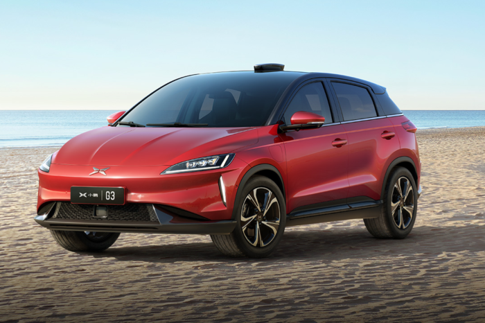 Chinese car manufacturer XPENG heading for Norway