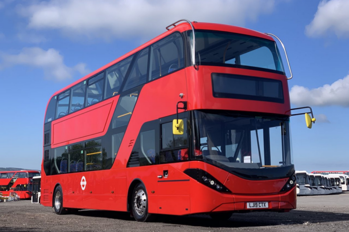 Ireland: tender for 800 all-electric double-deck buses