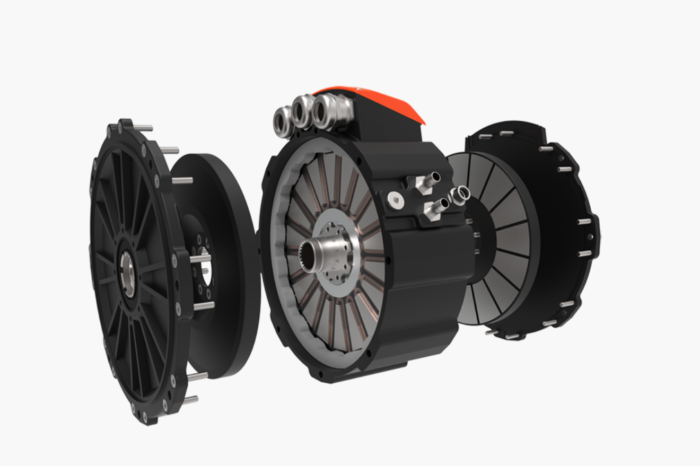 Flemish electric motor Magnax to alter future of electromobility?