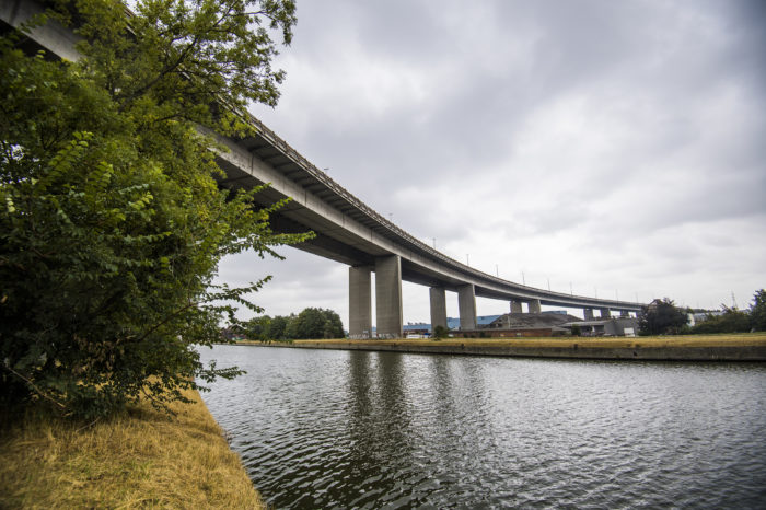 Vilvoorde viaduct to be restored the next five years