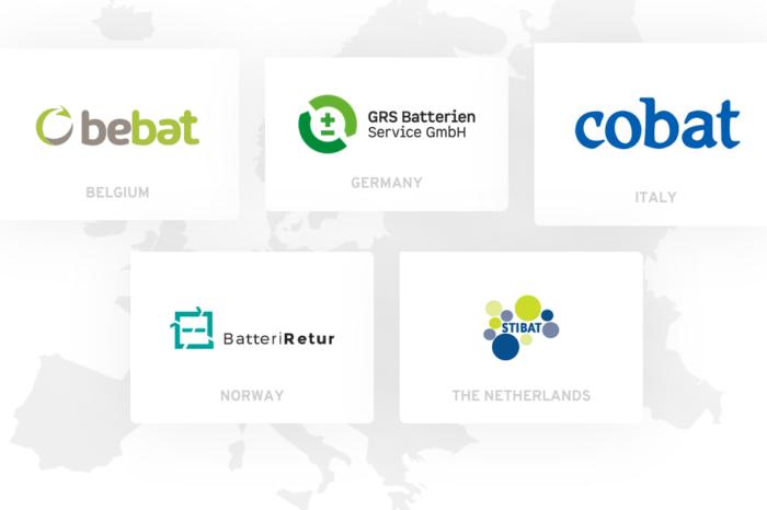 Reneos, new European collecting platform for EV batteries