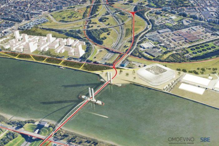 Scheldt river pilots not happy with new cyclists' bridge