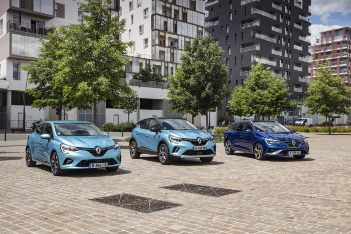 Renault in 2020: CAFE objectives reached and 21,3% sales drop